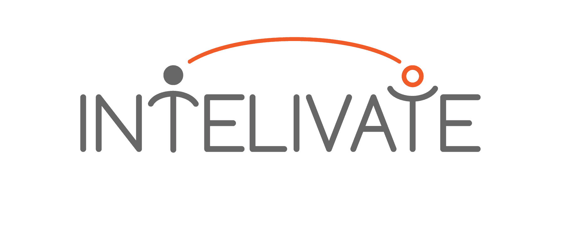 Intelivate solid logo
