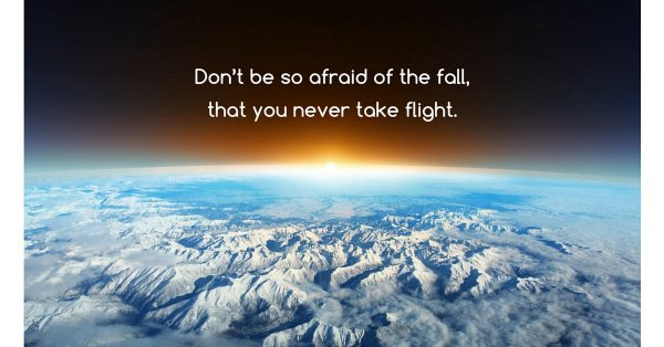 Intelivate Workforce Solutions - Don't be so afraid of the fall that you never take the flight.