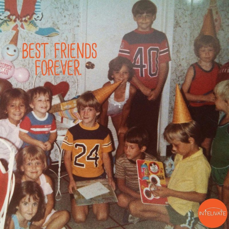 10 Ways To Be a Powerful Leader Taught By Children Intelivate's Kris Fannin at a best friend's birthday party