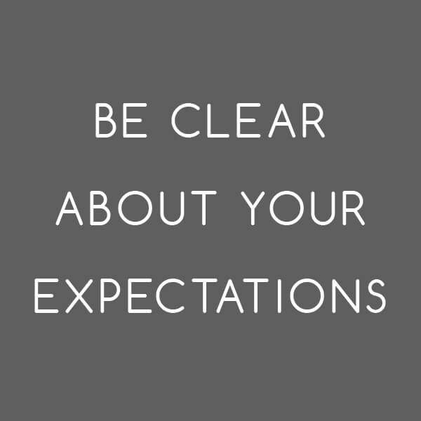 Bad leaders send mixed messages. Clear expectations are vital to team performance.