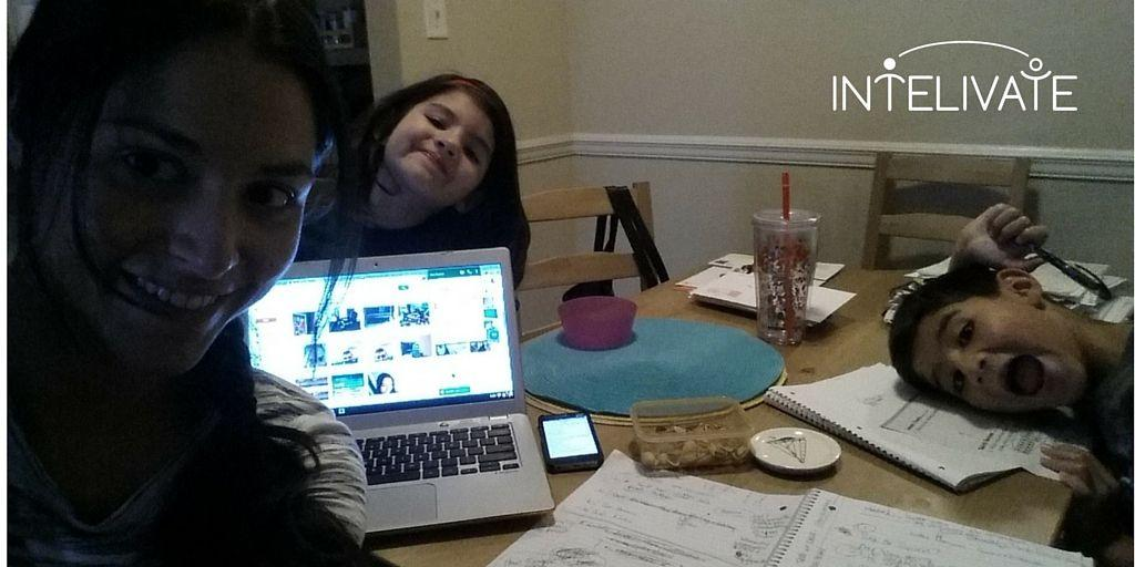 Virtual Work - Working with the Kids Intelivate