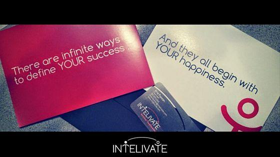 Success Begins with Happy Intelivate