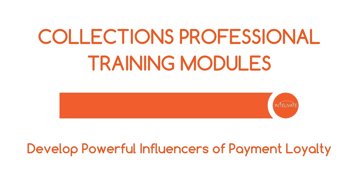 COLLECTIONS PROFESSIONAL TRAINING MODULES WHITE