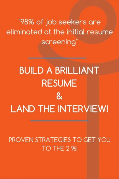 How to start a resume 4 easy steps to set success altavistaventures Choice Image