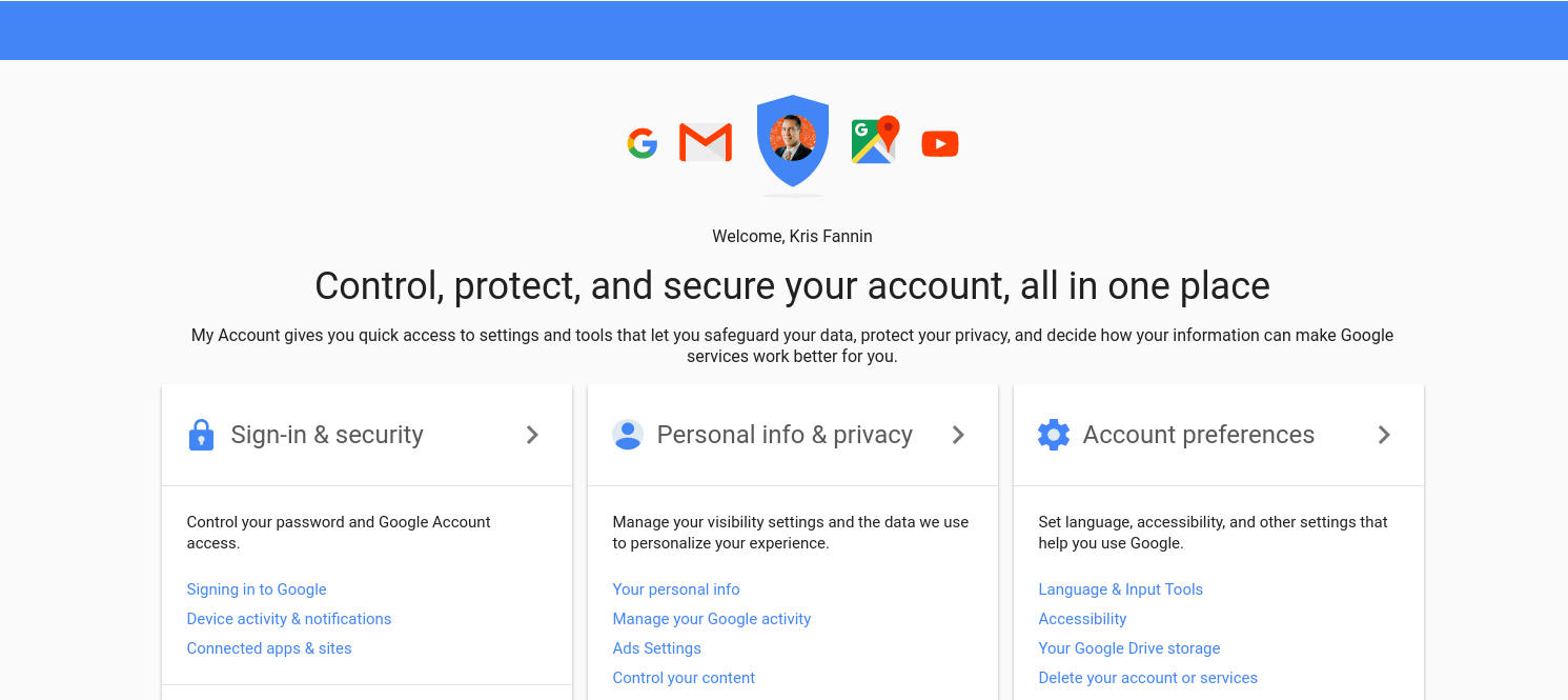 how to remove account in gmail application
