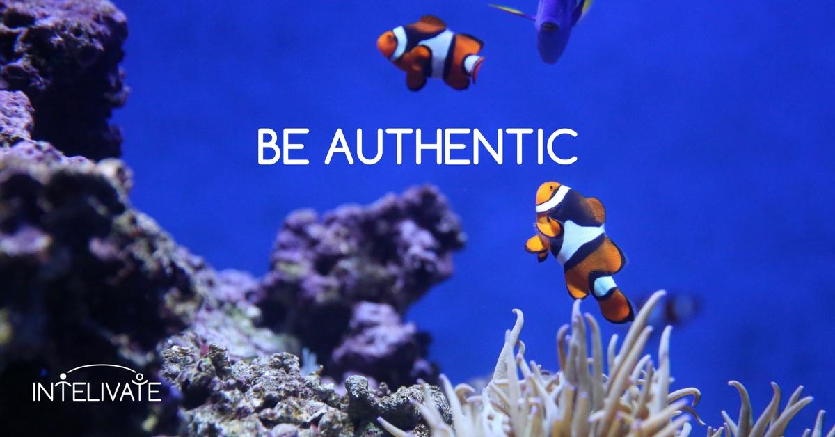 authentic leadership trust intelivate training development kris fannin