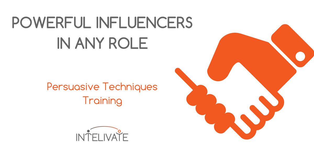 examples of influencing others in the workplace