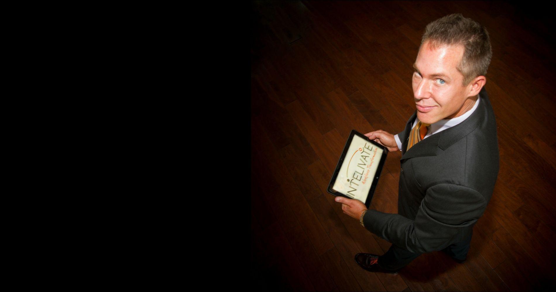 kris fannin business consultant training expert leadership coach intelivate founder