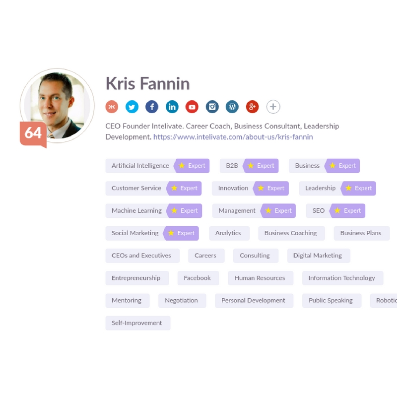 kris fannin talent acquisition job search trends intelivate career strategies