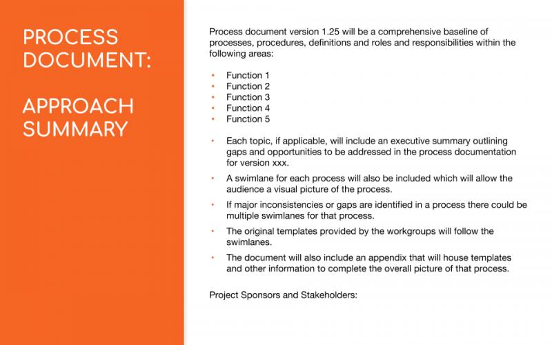 process-documentation-improvement-template-approach-summary-intelivate-kris-fannin-compressor