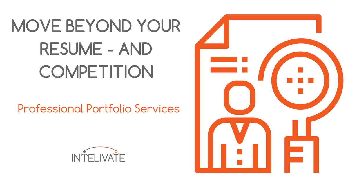 professional career portfolio digital portfolio career development consulting services intelivate SM