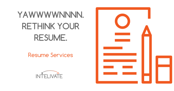 resume services professional resume career development consulting services intelivate SM