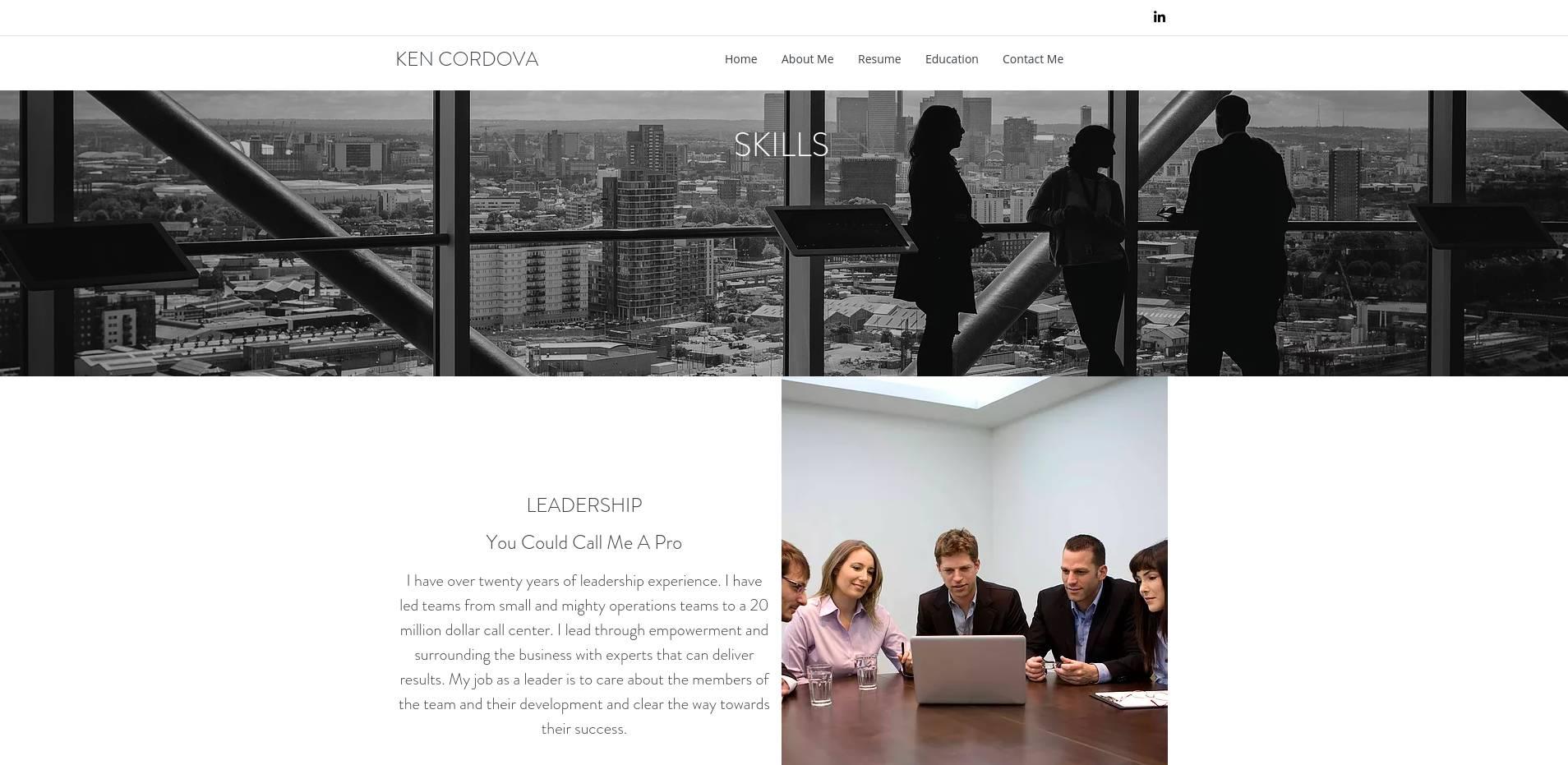a model resume  u0026 career portfolio to land a dream job