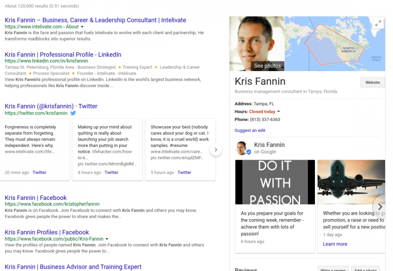 simple-resume-model-career-professional-portfolio-social-search-kris-fannin