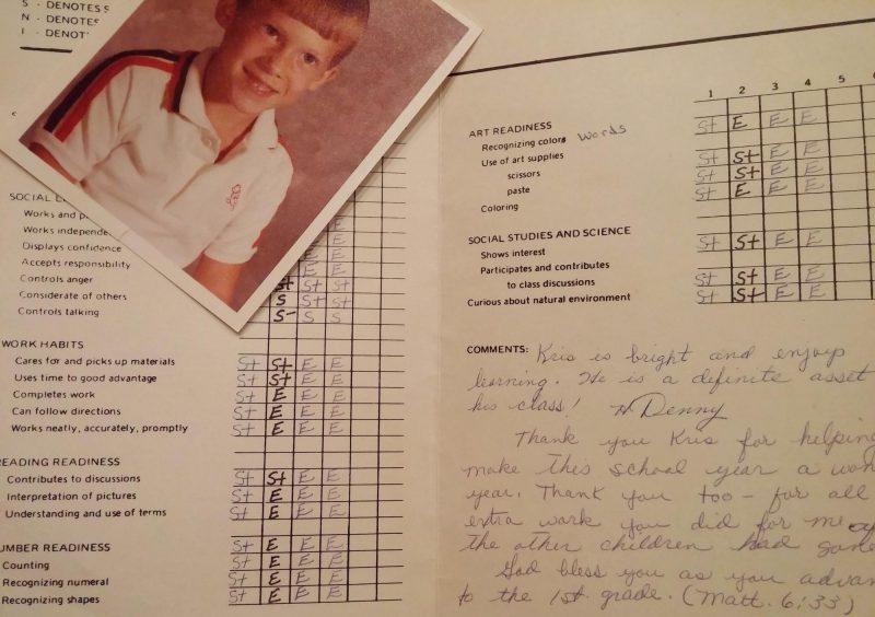 super teachers teacher appreciation kris fannin report card intelivate wealth of self