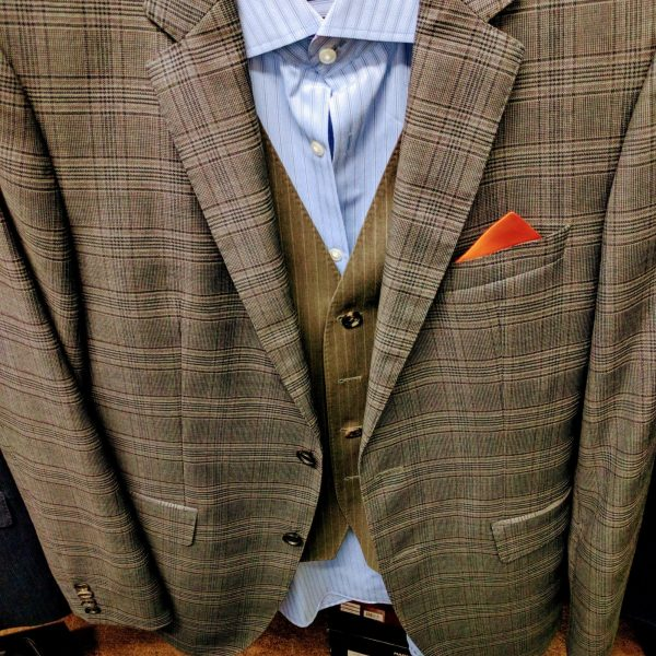 Interview Attire for Men - Blazer and Vest