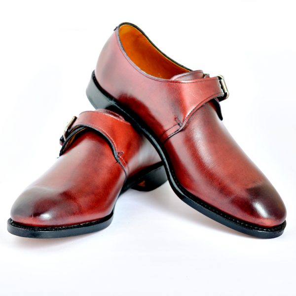 Interview Attire for Men: Monk Strap Shoes